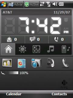 ATT Tilt Dutty TouchFlo ROM
