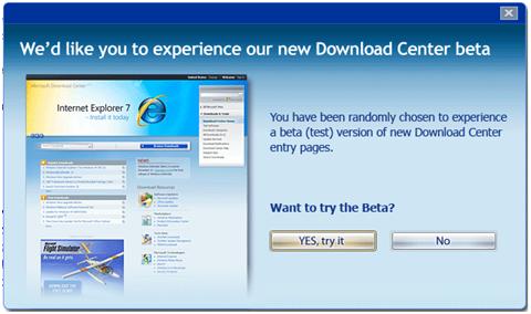 micosoft download center