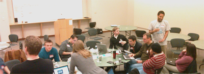 Seattle Startup Weekend Discussion